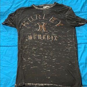 Hurley large t shirt
